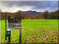 NY3704 : Ambleside, Rothay Park by David Dixon