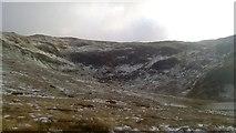 SN7987 : Eastern and northern ridge of Pumlumon Fawr by Rudi Winter