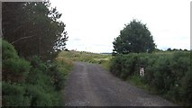 ND1559 : Railhead, Georgemas Junction by Richard Webb