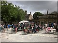 ST5545 : Wells Charity Boules by Derek Harper
