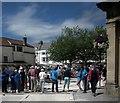 ST5545 : Wells Charity Boules by Derek Harper