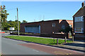 SP3780 : Telephone exchange, corner of Ansty Road and Clifford Bridge Road, Coventry by Robin Stott