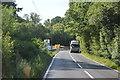 TQ6933 : A21, southbound by N Chadwick