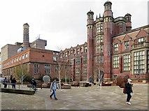 NZ2465 : University of Newcastle upon Tyne by Andrew Curtis