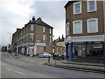 TQ2282 : Kenmont Gardens/Harrow Road junction by David Smith