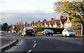 TA2607 : Houses along Laceby Road, Grimsby by J.Hannan-Briggs