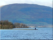 NS3882 : The end of a jetty by Lairich Rig