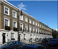 TQ2878 : 34-52 Chester Row by Stephen Richards