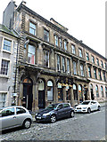 NS2876 : Former Greenock Provident Bank building by Thomas Nugent