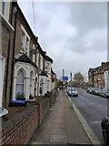 TQ2383 : College Road, Kensal Green by David Smith