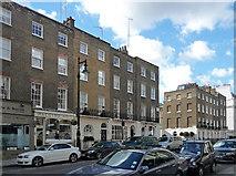 TQ2879 : 39-55 Lower Belgrave Street by Stephen Richards