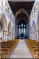 TA2609 : Interior, St James' church, Grimsby by Julian P Guffogg