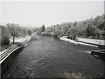 NN9357 : River Tummel, Pitlochry by Euan Nelson
