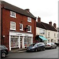 SJ8104 : High Street Chemist in Albrighton by Jaggery