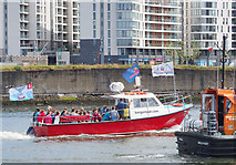 J3475 : The 'Ocean Crest' at Belfast by Rossographer