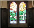 SJ9495 : Remembrance Window by Gerald England