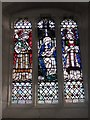 SD7336 : Whalley parish church: Whall window by Stephen Craven