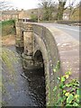 SD7335 : Whalley Bridge - cutwaters by Stephen Craven
