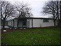 TF1995 : Former gatehouse of RAF Binbrook by Brian Westlake