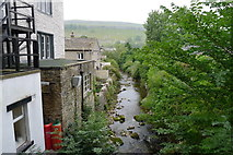 SD9772 : Kettlewell Beck by Tim Heaton