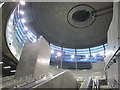 TQ3579 : Canada Water tube station - interior (3) by Mike Quinn