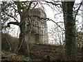 SD7333 : Tower near Bowley Scout Camp by Stephen Craven