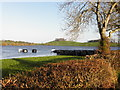 H7343 : Flooded countryside, Culligan by Kenneth  Allen