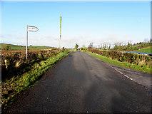 H7447 : Minterburn Road, Tannaghlane by Kenneth  Allen