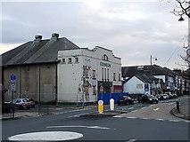 SH5639 : Coliseum Cinema, Porthmadog by John Lucas