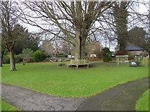 TQ5802 : St Mary, Willingdon: churchyard (b) by Basher Eyre