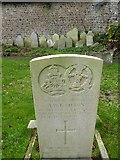 TQ5802 : St Mary, Willingdon: churchyard (d) by Basher Eyre