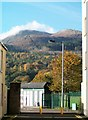 J3428 : Shan Slieve and Slieve Commedagh from Bryansford Place by Eric Jones