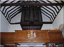 TQ5802 : Inside St Mary, Willingdon (G) by Basher Eyre