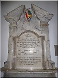 TQ5802 : St Mary, Willingdon: memorial (9) by Basher Eyre