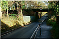 SU9855 : Prey Heath Road, Worplesdon by Peter Trimming