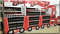 SZ0796 : Kinson: the Coca-Cola truck recreated by Chris Downer