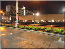 TQ2089 : Asda petrol station and car park, Colindale by David Howard