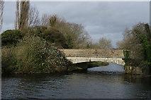 SU4828 : Tun Bridge, Winchester by Peter Trimming
