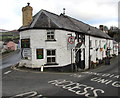 SO2118 : Former toll house section of the Bridge End Inn, Crickhowell by Jaggery