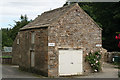 NY9650 : Byre and hayloft, Blanchland by Jo Turner