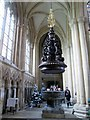 TA0339 : Beverley  Minster  Font  and  Cover by Martin Dawes
