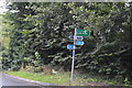 TR1234 : Signpost, West Hythe by N Chadwick