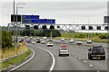 SE2626 : Sign and Signal gantry over the Eastbound M62 near Morley by David Dixon