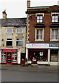 SO8005 : The Barber Shop and Choices in Stonehouse by Jaggery