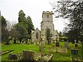 ST8905 : Langton Long, All Saints by Mike Faherty
