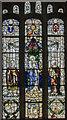 SK7371 : Memorial window, St Nicholas' church, Tuxford by Julian P Guffogg