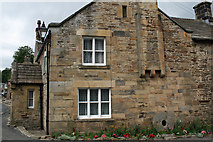 NY9650 : 10 The Square, Blanchland by Jo Turner