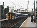 SE1437 : Shipley station, Leeds-Skipton line platforms by Stephen Craven