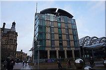 SK3587 : Mercure Sheffield St Paul's Hotel by Ian S