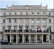 TQ2879 : 30-31 Belgrave Square by Stephen Richards